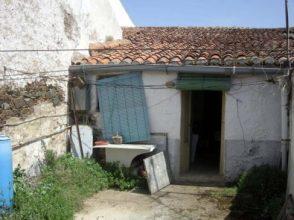 Casa de pueblo con patio en la Sierra de Aracena
