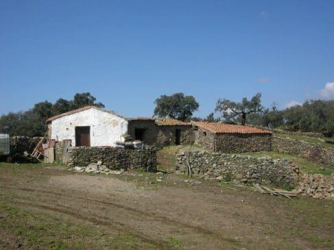 Cortijo en Extremadura