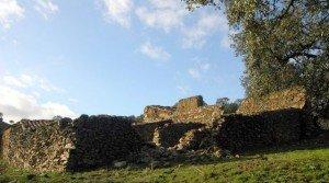 Finca de encinas para recreo en el sur de Badajoz