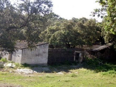 Casa de campo para rehabilitar