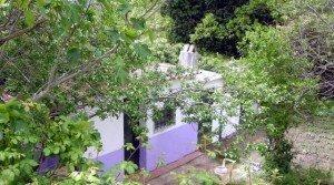 Parcela rústica con casa de aperos en la Sierra de Aracena