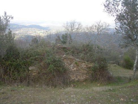 Terreno con casa, sierra sur de Extremadura (1,5 ha)