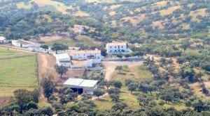 Finca rústica para inversores en la sierra de Huelva