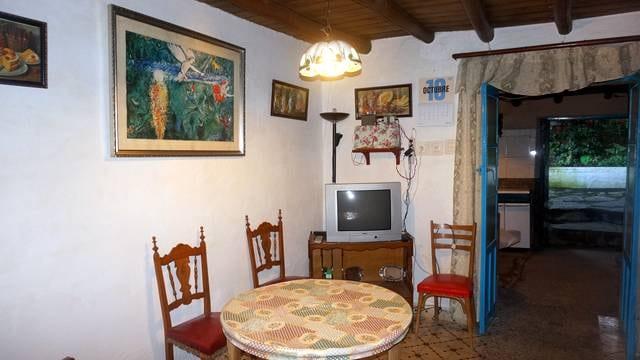 Salón de la casa en venta