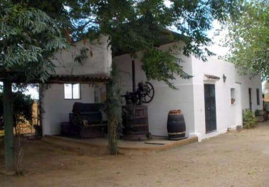 Casa rústica en Extremadura para vivir en el campo