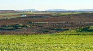 Finca agrícola y ganadera para inversión en Extremadura