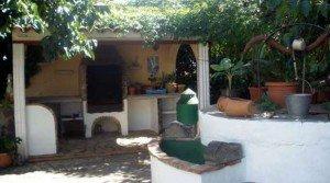 Casa de campo con terreno en Olivenza