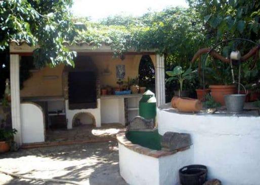 Terreno de viñedo y olivar de 2,5 ha con lujosa casa de campo en Olivenza