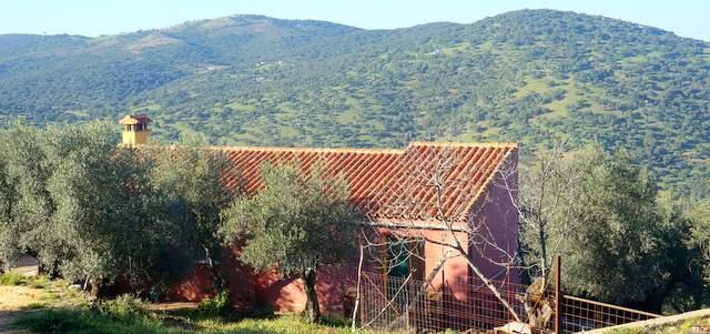 Casa de campo con vistas a la sierra de Aracena