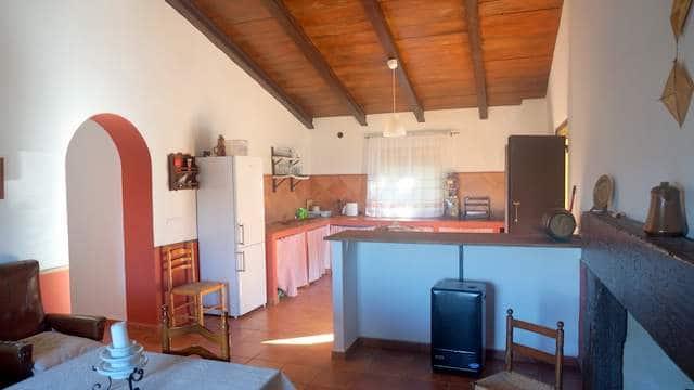 Casa rural en venta en la sierra de Aracena