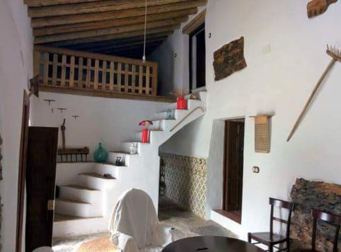Casa antigua en la sierra de Aracena para entrar a vivir