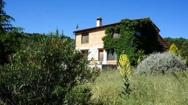 Finca rústica de 4,5 ha en Extremadura (paraje natural protegido)