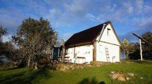 Casa de campo habitable en Extremadura
