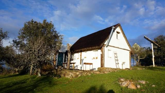 Casa rústica de estilo andaluz