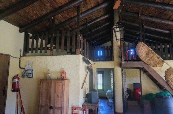 Casa rústica con altillo en la sierra de Aracena