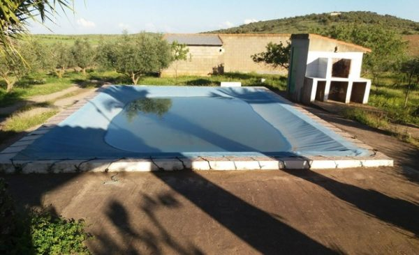 Finca de recreo con piscina