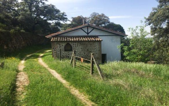Finca rústica de 60 hectáreas en el Geoparque Villuercas, Ibores, Jara, en Cáceres