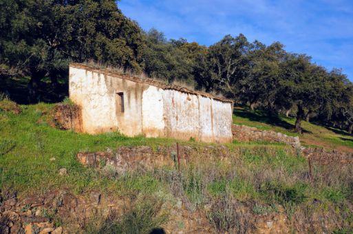 Construcción en ruinas